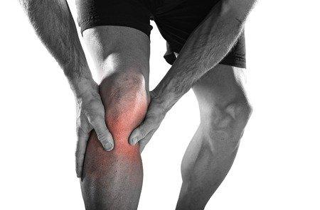 Knieschmerzen beim Treppensteigen - Physiotherapie..