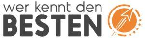 """Logo Auszeichnung """"Bester Physiotherapeut in Berlin"""""""